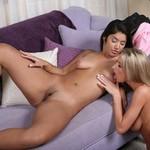 Hot Lesbian Porn